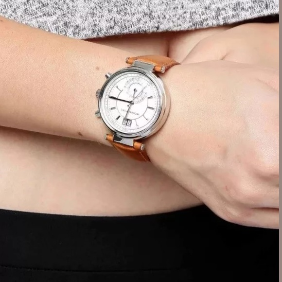 7330866a6e58 Michael Kors Mk2527 sawyer brown Women s watches